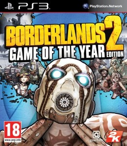Borderlands 2 GOTY  PS3