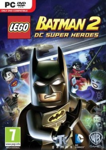 LEGO Batman 2 DC Super Heroes PL PC