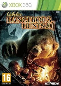 Cabelas Dangerous Hunt 2011 XBOX 360/ONE