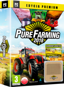 Pure Farming 2018 D1 PL Premium PC