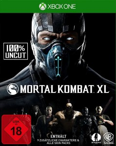 Mortal Kombat XL DLC PL XBOX ONE
