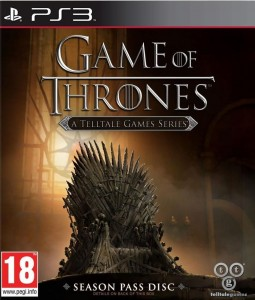 Game Of Thrones Telltale Gra o Tron PS3