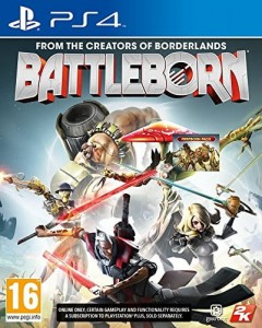 Battleborn Outlet + DLC PS4