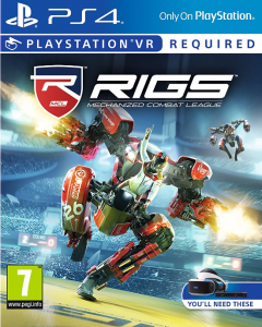 RIGS Mechanized Combat League PL VR PS4