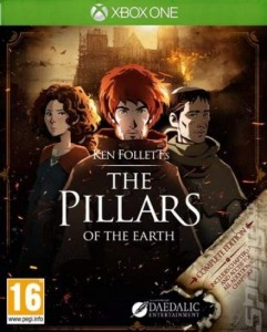 The Pillars Of The Earth / Filary Ziemi PL XBOX ONE