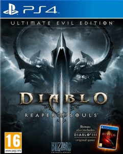 Diablo III Ultimate Evil Edition ANG PS4