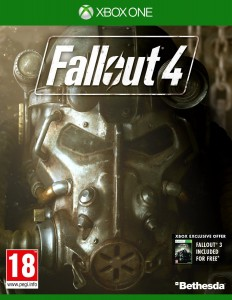 Fallout 4 + Soundrack XBOX ONE