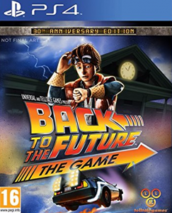 Back to the Future: The Game 30th Anniversary  PS4