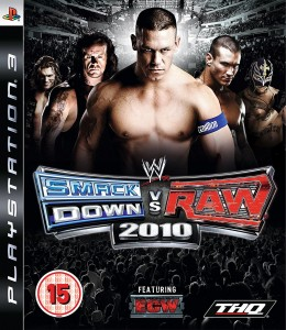 WWE Smackdown vs Raw 2010 Używana PS3