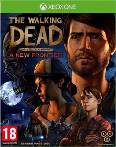 The Walking Dead The New Frontier XBOX ONE