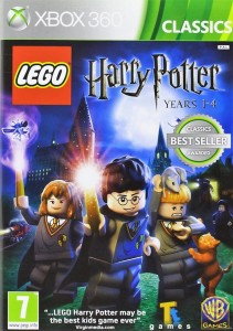 LEGO Harry Potter Years 1-4   XBOX 360