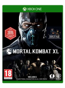 Mortal Kombat XL + DLC  PL XBOX ONE