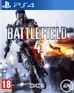 Battlefield 4 PL PS4
