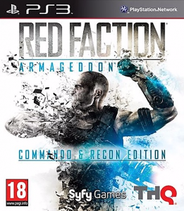 Red Faction: Armageddon C&R Edition PS3