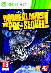 Borderlands The Pre-Sequel XBOX 360