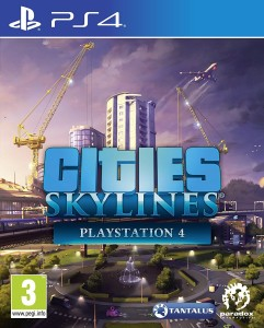 Cities Skylines PL PS4