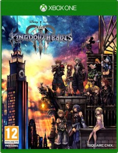 Kingdom Hearts 3 III XBOX ONE