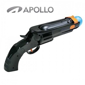 Pistolet Apollo MOVE PS3 / PS4 / VR