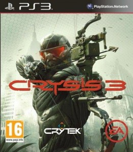Crysis 3 PL PS3