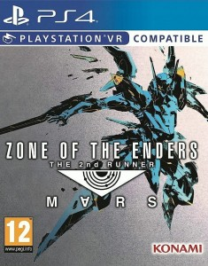 Zone Of The Enders 2nd Runner Mars PS4