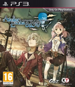 Atelier Escha and Logy PS3