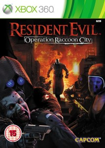 Resident Evil Operation Raccoon City PL XBOX 360