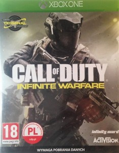 Call of Duty Infinite Warfare  DLC PL XBOX ONE