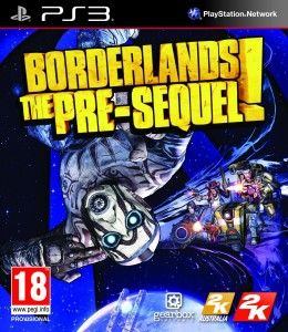 Borderlands The Pre-Sequel Używana PS3