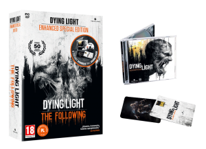 Dying Light: The Following Specjalna Edycja PL PC