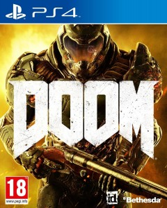 Doom PL + DLC PS4