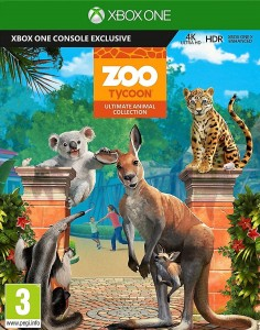 Zoo Tycoon Ultimate Animal Collection PL XBOX ONE