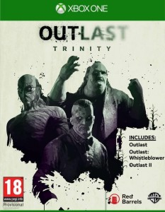 Outlast Trinity PL  XBOX ONE