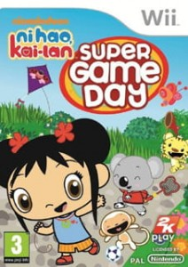 Ni Hao, Kai-lan: Super Game Day Wii