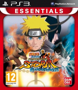 Naruto Ninja Generation PS3