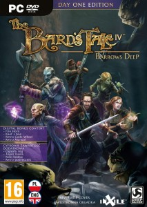 The Bard's Tale IV: Barrows Deep Day1 Edition PL PC