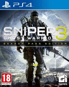 Sniper Ghost Warrior 3 Season Pass PL PS4
