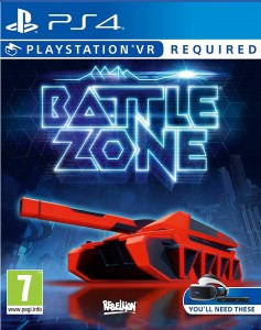 Battle Zone VR PS4