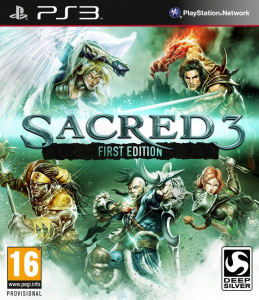 Sacred 3 First Editon PS3