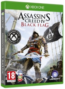 Assassins Creed IV Black Flag  PL XBOX ONE/360