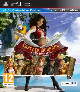 Captain Morgane PS3
