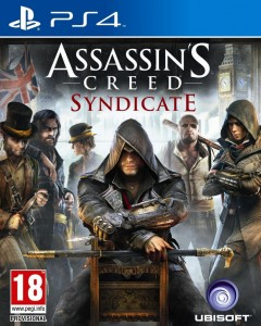 Assassins Creed Syndicate PL PS4