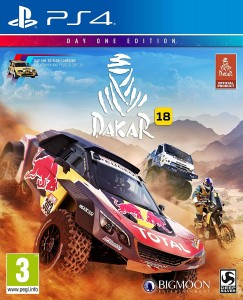 Dakar 18 Day1 Edition PS4