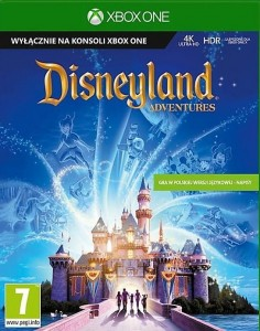 Disneyland Adventures PL XBOX ONE