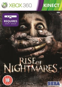 Rise of Nightmares XBOX 360