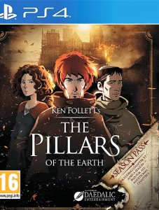 The Pillars Of The Earth / Filary Ziemi PL PS4