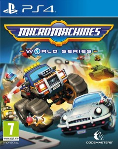 Micro Machines: World Series PS4
