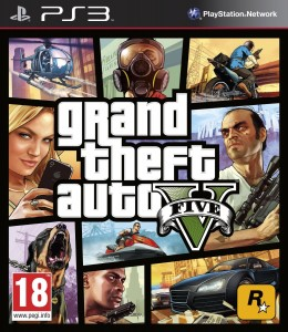Grand Theft Auto V GTA 5 PL PS3