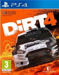 Dirt 4 PL dubbing PS4