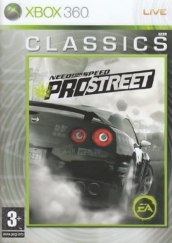 Need For Speed NFS Prostreet